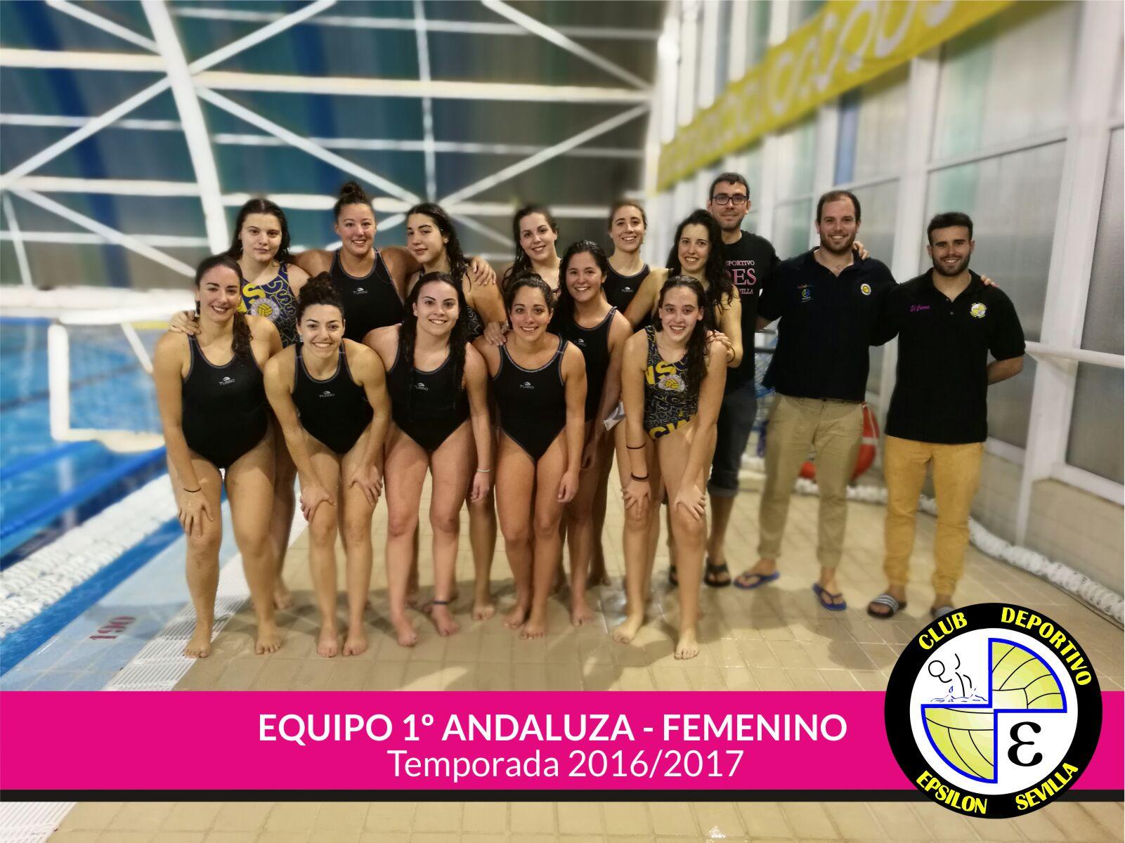 1º ANDALUZA FEMENINA 2016-2017